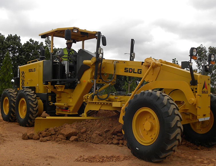 SDLG to showcase their 4-t rated wheel loader at Excon 2019