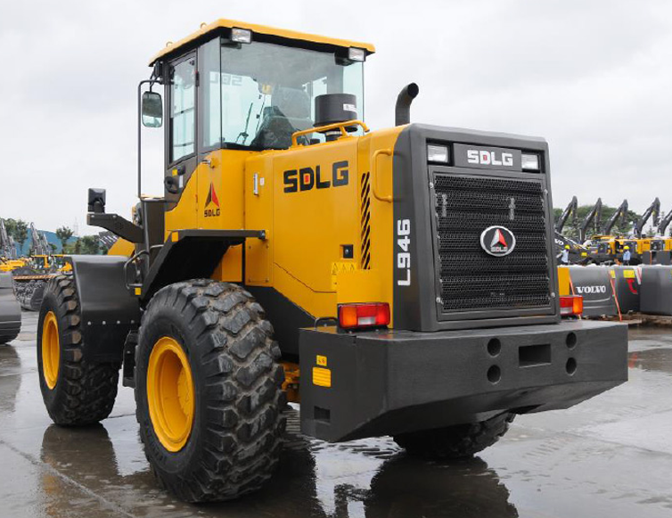 SDLG and dealer delivers perfect combo of reliable machine and service