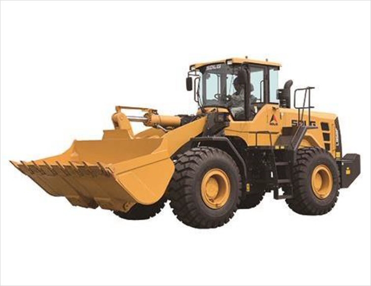 SDLG to launch new wheel loader in India at bauma CONEXPO 2018